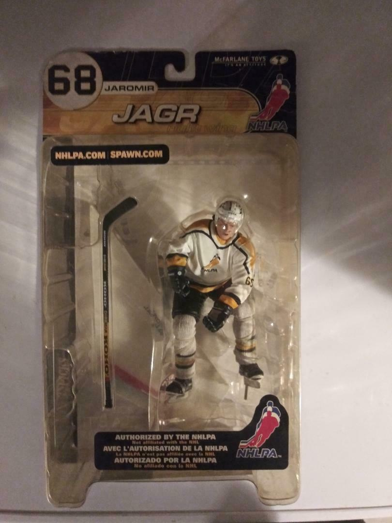 Jaromir Jagr McFarlane 2000 Serie 1 Figure-NEW