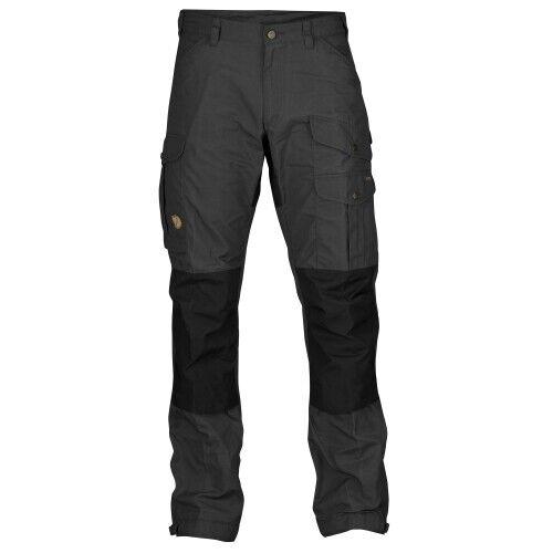 Fjällräven Vidda Pro Men Regular  Dark Grey Trekking Trousers  we take customers as our god