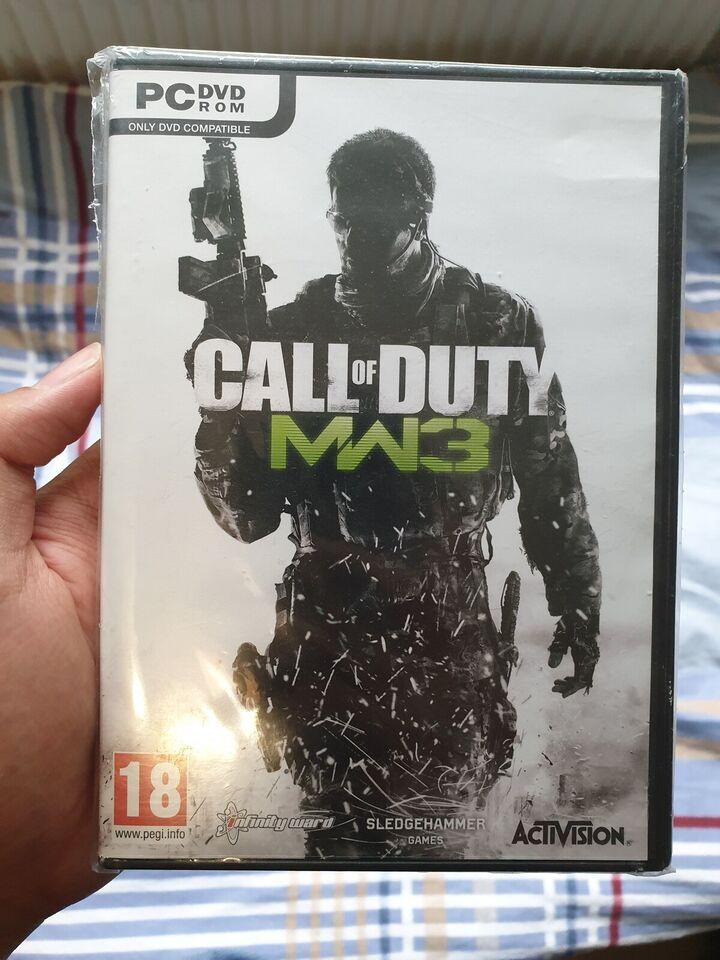Call of Duty: Modern Warfare 3 (PC) Ubrugt, til pc, First