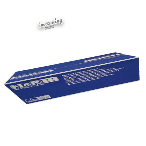 H/&R Komfort Fahrwerk für Audi 80//90 Coupe Typ 89 09//86/>91 Cup-Kit Sportfahrwerk