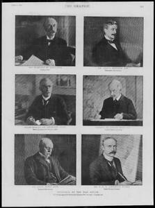 1900-Antique-Print-PORTRAITS-Lansdowne-Wyndham-Grove-Wood-Knox-Wilson-300