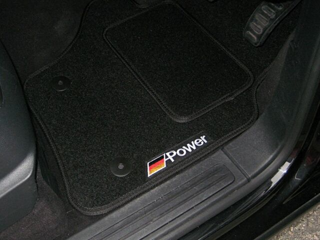 BMW 1 Series E82 Coupe 2007-Present Fully Tailored Grey Carpet Boot Mat