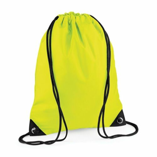Personalised Embroidered Drawstring Sports BagBG010-Unisex Sports Gym Casual Bag