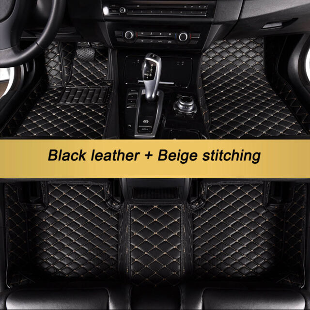 Floor Mats For 2015 2017 Ford F150 Supercrew Bucket Weather
