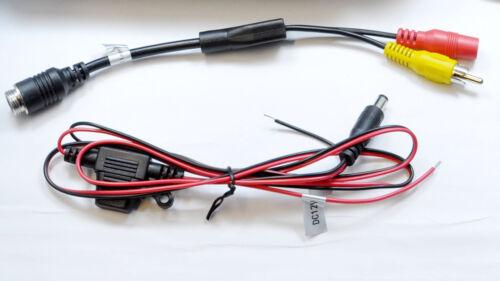"4.3/"" LCD Monitor Ford tránsito IR LED Luz de Freno Rearview cámara de reversa"
