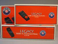 Lionel Legacy Cab-1l/base-1l Command Set O Gauge Train Control 6-37147