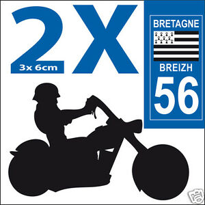 2-stickers-autocollants-style-plaque-immatriculation-moto-Departement-56