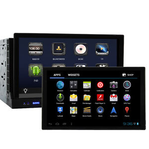 Android-4-0-HD-7-034-2-Din-In-Dash-Car-DVD-Radio-Stereo-Player-WiFi-3G-GPS-Tablet