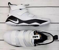 b259a9de976c item 7 Men s Nike Lebron Soldier XI 11 TB Promo Shoe White Black 943155-106  Size 12.5 -Men s Nike Lebron Soldier XI 11 TB Promo Shoe White Black  943155-106 ...
