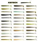 KEITECH SWING IMPACT SWIMBAIT, CHOICE OF SIZE & COLORS