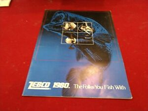 Zebco-1980-Fishing-REEL-Rod-product-catalog
