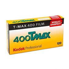 Kodak T-Max 400 5er Pack T max s/w b/w Rollfilm 120 Schwarz- Weißfilm