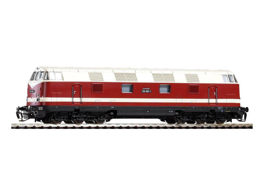 PIKO 47290 TT DIESEL BR 118 6 achsig DR Ep IV nuovo OVP,