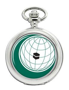 Oic-Organisation-von-Islamisch-Cooperation-Taschenuhr