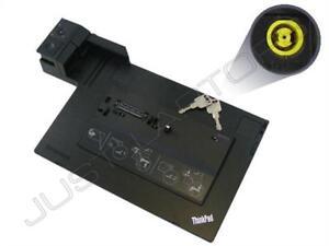 IBM Lenovo THINKPAD L412 L420 Dockingstation Port Replikator USB 2.0 + Tasten W
