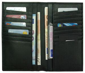 26f0869f83 Dettagli su Portafoglio-Wallet verticale CALVIN KLEIN mod: D02S03G Long  Wallet - Nero