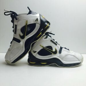 Details Pacers O'neal 309267 2004 Nike Mens 8 Jermaine Shox Shoes 5 140 About Pe Basketball fYgyvIb76