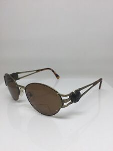 d522268855f New Vintage Fendi Sunglasses Steampunk Mod. FS 149 Antique Bronze ...