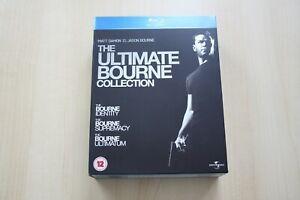 The-Ultimate-Bourne-Collection-Blu-ray-2009-Matt-Damon