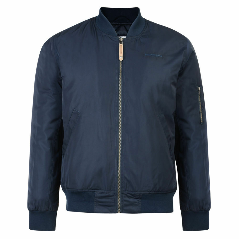 Lambretta MA1 Jacket Scooter Navy Blau RGB-75 Mod Ska Coat Retro Sale