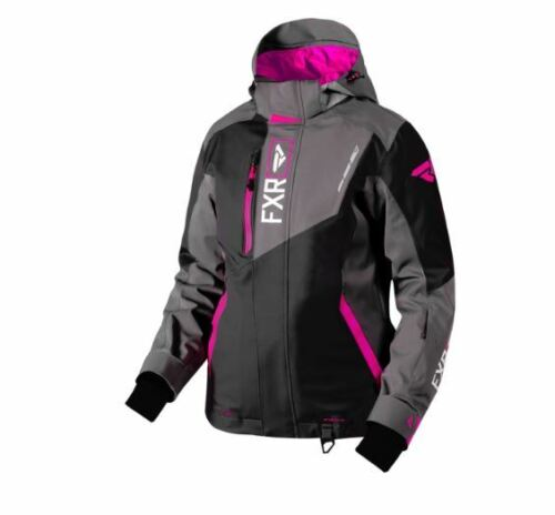 Womens FXR Renegade Fuchsia Snowmobile Jacket 10 12 14 16 18 20 190219-1008