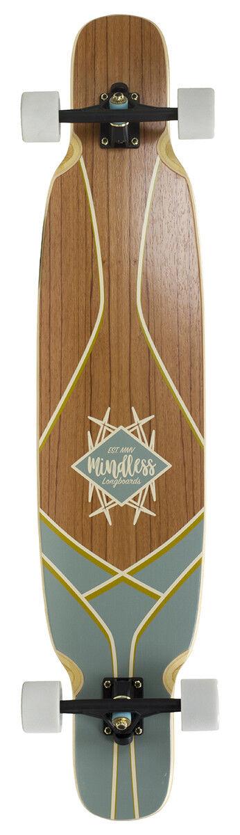 Mindless Core Dancer Longboard - Natural