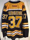 Reebok Premier NHL Jersey Boston Bruins Patrice Bergeron Black sz L