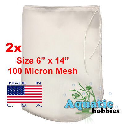 19040 Eshopps 4 Micron Bag Package 3-in-1