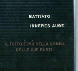 Franco-Battiato-Inneres-Auge-Digipack-Cd-Eccellente