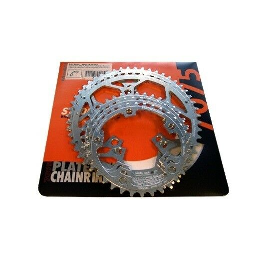 STRONGLIGHT ZICRAL 130BCD SHIMANO 8 9 10 CHAINRING 53T