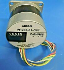 Vexta Ph266 01 C82 Stepping Motor 2 Phase Dc6v 12a 14mm Shaft Thermo Fisher