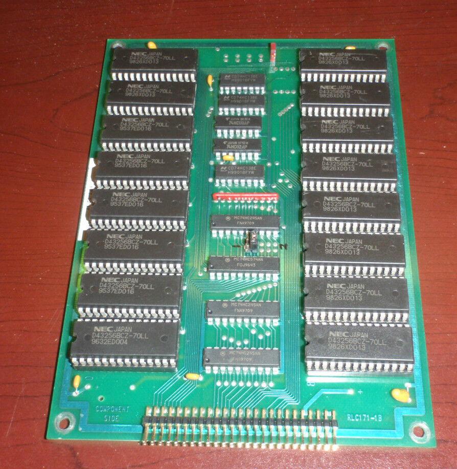 JNL INDUSTRIES PCB CIRCUIT BOARD RLC171-1B_RLC1711B