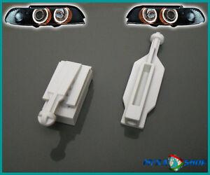1x-Kit-Faro-REFLECTOR-SOPORTE-CLIPS-BMW-E39-00-03-halogena-Xenon-NUEVO