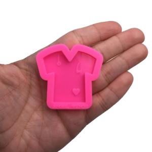 Nurse Scrub Phone Grip Silicone Mold for Epoxy Resin Crafts