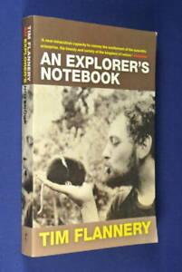 AN-EXPLORER-039-S-NOTEBOOK-Tim-Flannery-PNG-ENVIRONMENT-CONSERVATION-BIOLOGY