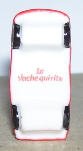 NEW 2015 LA VACHE QUI RIT RENAULT KANGOO COMMERCIALE FEVE PORCELAINE 1//160 3D
