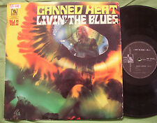 CANNED HEAT - Livin' The Blues Vol. 2 ORIG FRENCH LP ED1