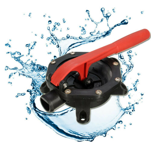 Handlenzpumpe Bilgepumpe Lenzpumpe Handpumpe Bilgenpumpe Membranpumpe für Boot