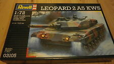 Revell 03105  Leopard 2 A5 KWS   1/72 scale.