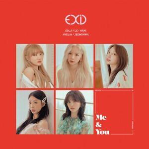 EXID WE Mini Album CD+Photobook+Photocard+Etc+Tracking Number