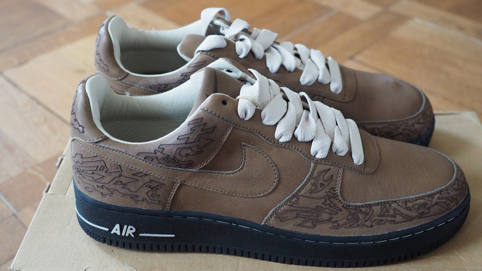 Nike Air Force I Laser 45 Stephan Maze Gr. EU 45 Laser US 11 Neu ce45c6