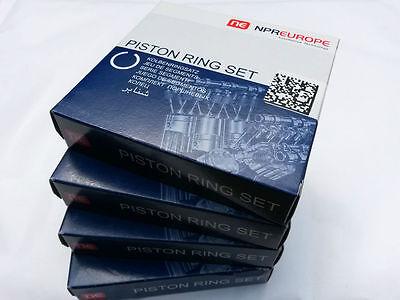 RENAULT SCENIC CLIO 1.4 16V K4M K4J MOTEUR SEGMENTS set