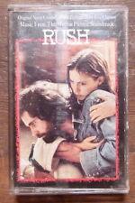Rush [Original Score] by Eric Clapton (Cassette, Aug-1991, Reprise)
