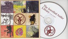The Jewelled Antler Library Sampler US 13-trk promo only CD Loren Chasse Fursaxa