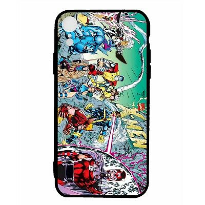 promo code 61526 09bd8 X-Men iPhone XR Case Marvel's Magneto, Wolverine, Storm, Cyclops, Beast |  eBay