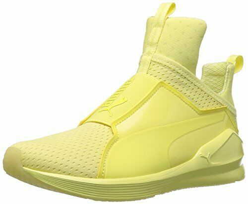 PUMA Fierce Bright Mesh Women S Training Shoes Elfin Yellow 8 for sale  online  1c40337a6