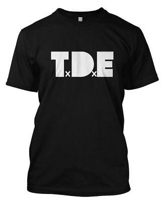 TxDxE T SHIRT KENDRICK LAMAR JUMPER Unisex Top Black-White-Grey*Best Quality*