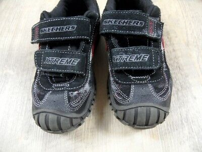 SKECHERS coole Sneakers SKX Xtreme schwarz Gr. 29 ZeC917