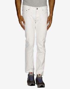 blanc Département Jeans 206 Italie 32 Nwt droit 5 SrIrgqwF