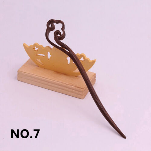 Women party Barrette Hairpins Accessories Hair Sticks Natural Wood Pins girl New